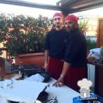 Chef a domicilio terrazza