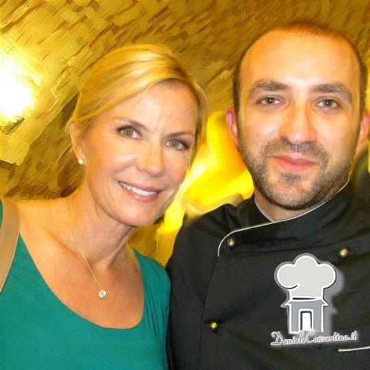 Beautiful chef ! Chef a domicilio