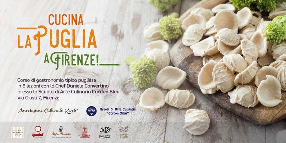 Cucina la Puglia a Firenze