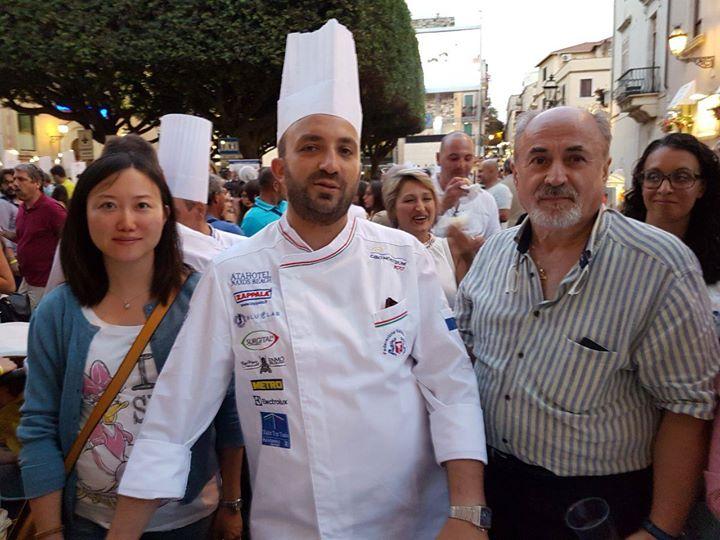 Bellissima esperienza in quel di Taormina Sicilia Assoc...